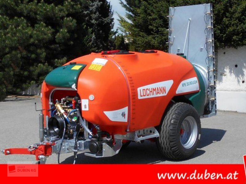Anbau-Gebläsespritze tipa Lochmann RPS 20/80 UQW, Neumaschine u Ziersdorf (Slika 1)