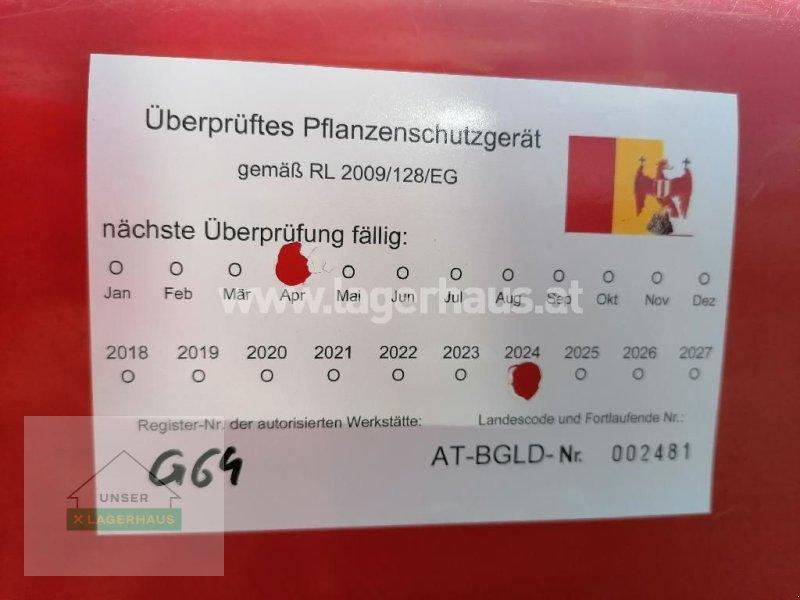 Anbau-Gebläsespritze typu Vogel & Noot 1500 L, Gebrauchtmaschine v Horitschon (Obrázek 5)