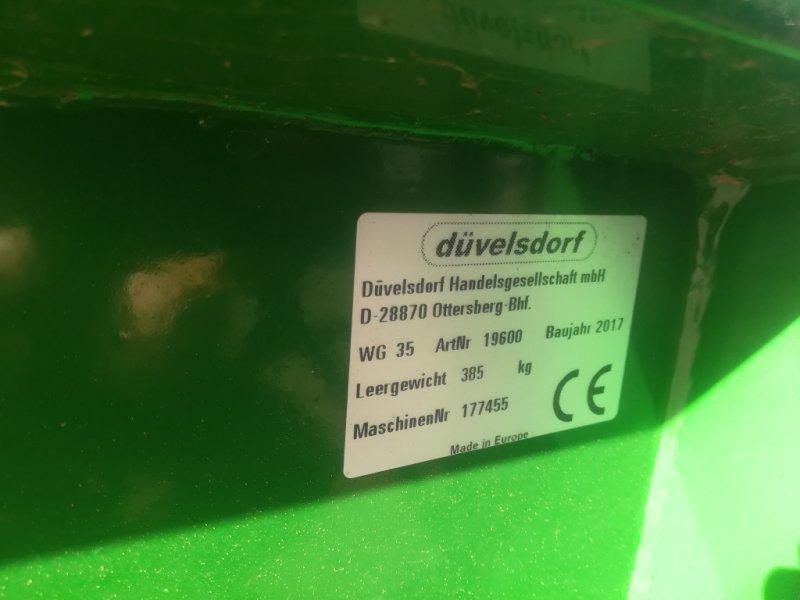 Anbaugerät des Typs Düvelsdorf WG 35, Gebrauchtmaschine in Schrobenhausen (Bild 3)