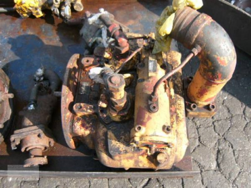 Anbaugerät des Typs Linde Hydraulik Antrieb 2500 67,6, Gebrauchtmaschine in Kalkar (Bild 3)