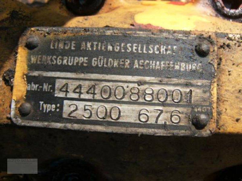 Anbaugerät des Typs Linde Hydraulik Antrieb 2500 67,6, Gebrauchtmaschine in Kalkar (Bild 10)