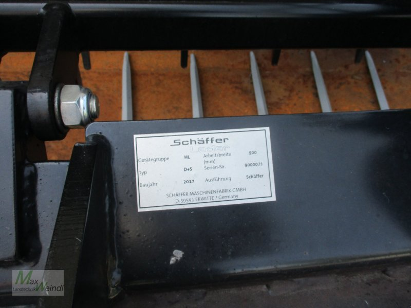 Anbaugerät a típus Schäffer Krokodilzange, Gebrauchtmaschine ekkor: Markt Schwaben (Kép 2)