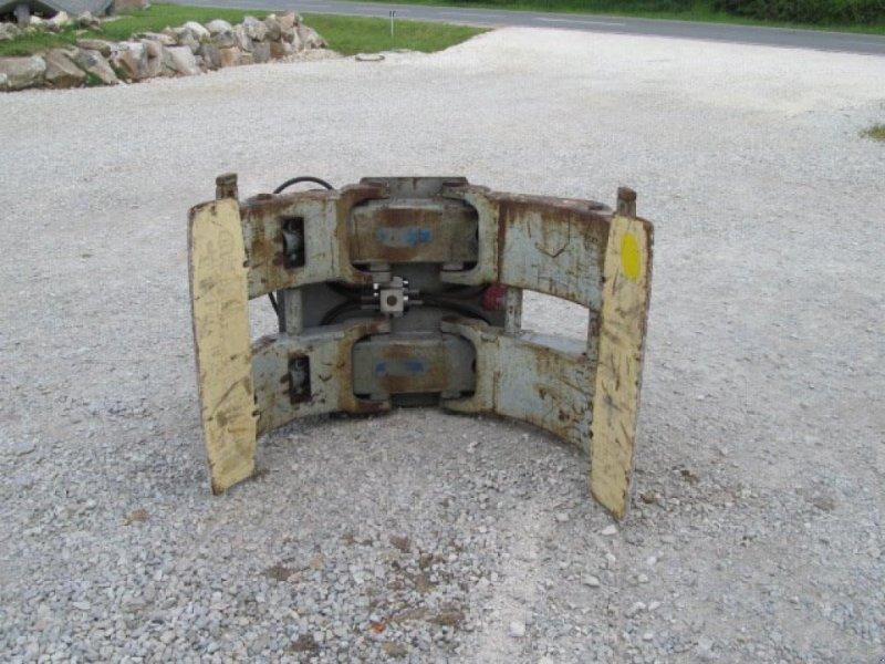 Anbaugerät a típus Sonstige Ballenklammer mit Drehmotor/Holzgreifer/Ballenzange, Gebrauchtmaschine ekkor: Großschönbrunn (Kép 2)