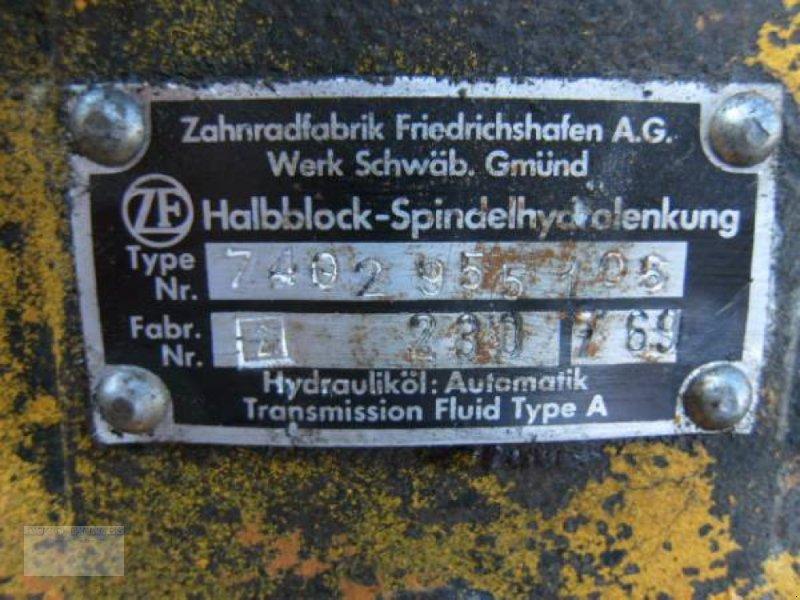 Anbaugerät a típus Sonstige Friedrichshafen 7402 Halbblock-Spindelhydrolenkung, Gebrauchtmaschine ekkor: Kalkar (Kép 6)