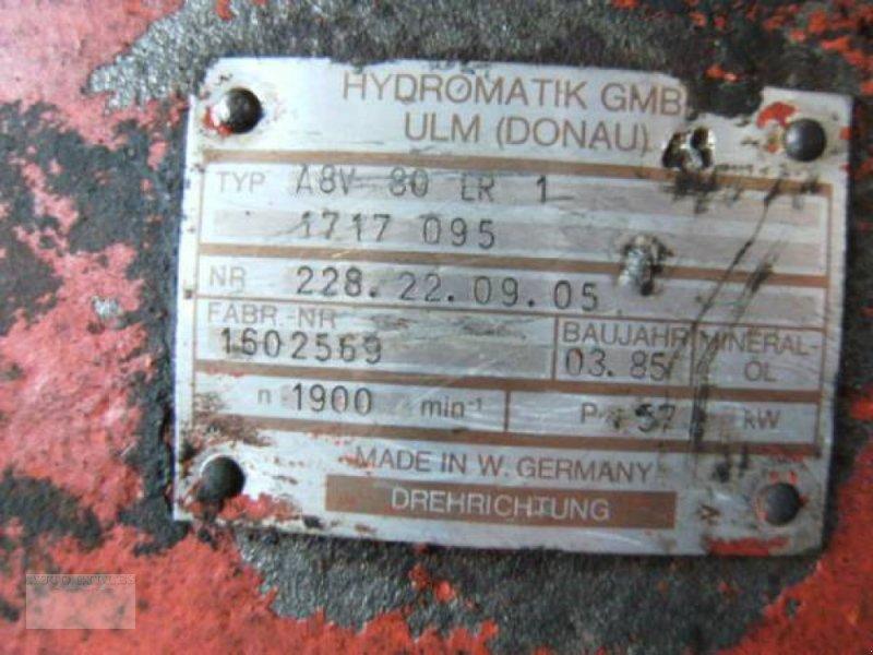 Anbaugerät a típus Sonstige GmbH Ulm A8V 80, Gebrauchtmaschine ekkor: Kalkar (Kép 5)