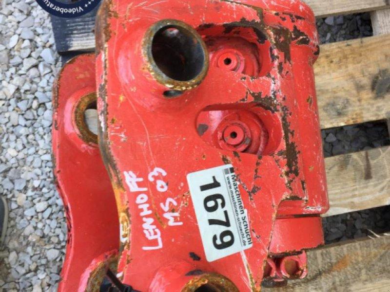 Anbaugerät des Typs Sonstige Other Power-Tilt passend Lehnhoff MS03 für Bagger, Gebrauchtmaschine in Schrobenhausen (Bild 1)