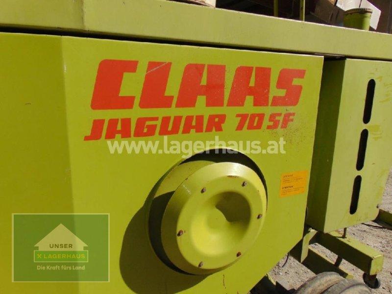 Anbauhäcksler & Anhängehäcksler des Typs CLAAS JAGUAR 70SF, Gebrauchtmaschine in Hofkirchen (Bild 7)
