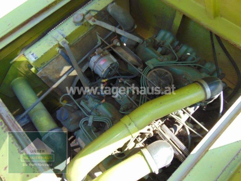 Anbauhäcksler & Anhängehäcksler des Typs CLAAS JAGUAR 70SF, Gebrauchtmaschine in Hofkirchen (Bild 11)