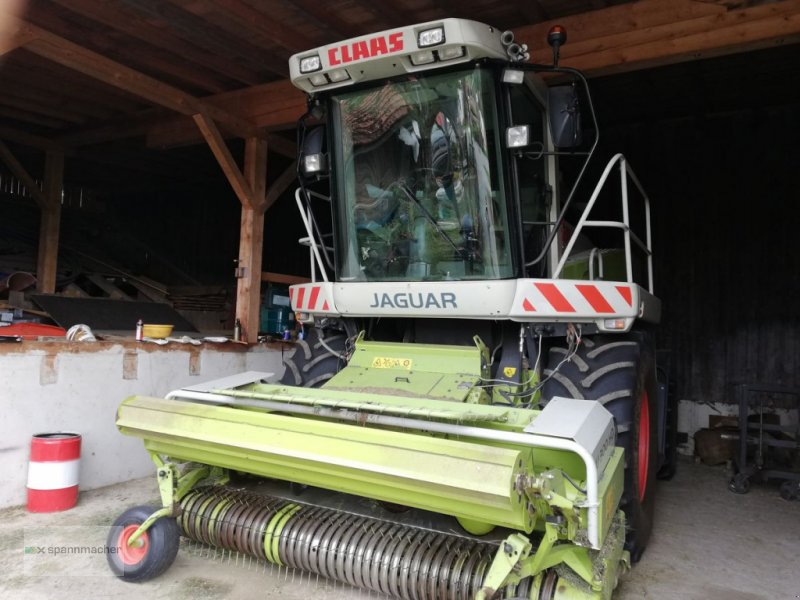 Picture CLAAS Jaguar 830 Speedstar