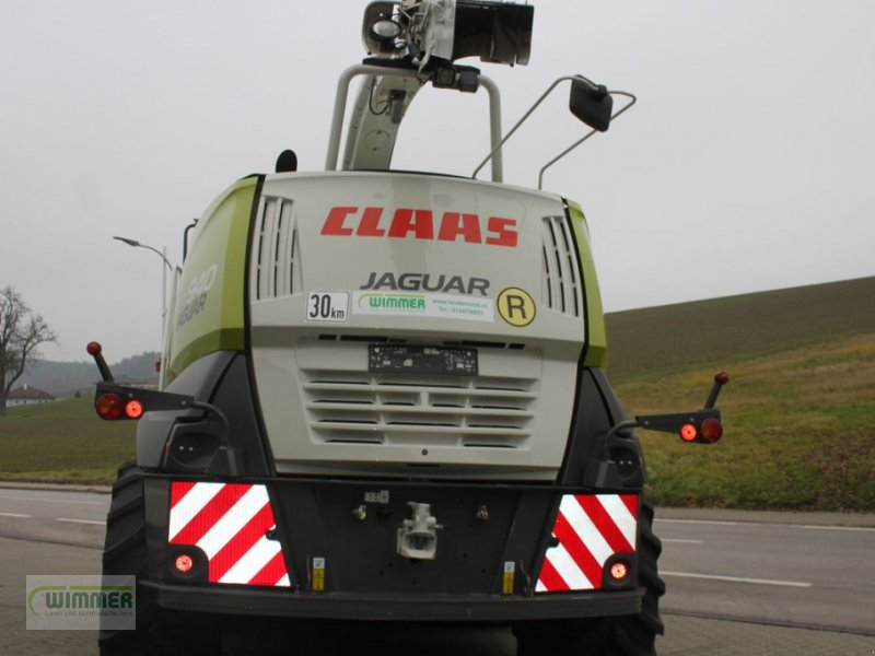 Anbauhäcksler & Anhängehäcksler tip CLAAS Jaguar 940, Gebrauchtmaschine in Kematen (Poză 1)