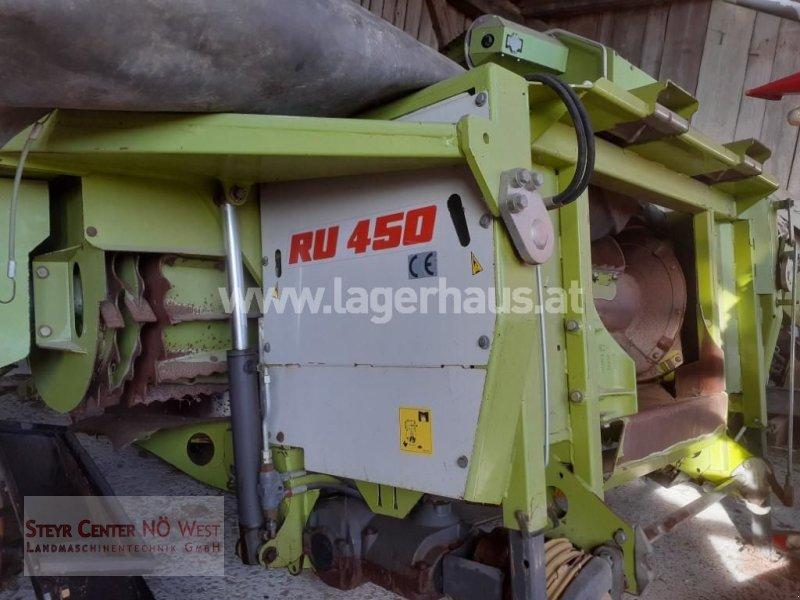 Anbauhäcksler & Anhängehäcksler des Typs CLAAS MAISGEBISS RU450 - SERIE 800, Gebrauchtmaschine in Purgstall (Bild 1)