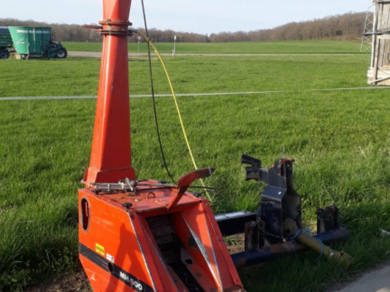 Anbauhäcksler & Anhängehäcksler typu Deutz-Fahr MH 500, Gebrauchtmaschine w Uffenheim (Zdjęcie 1)
