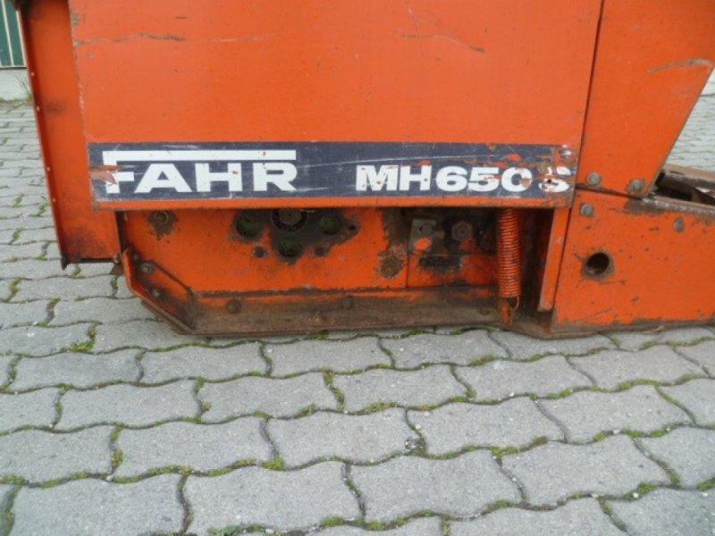 Anbauhäcksler & Anhängehäcksler des Typs Deutz-Fahr MH 650, Gebrauchtmaschine in Ebersberg (Bild 4)