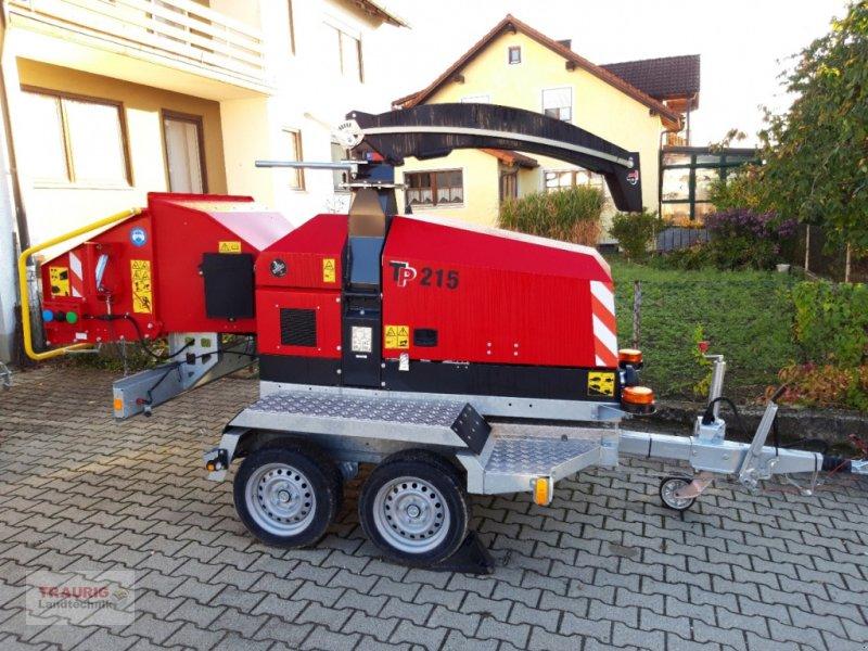 Anbauhäcksler & Anhängehäcksler tip DRAGONE TP215, Gebrauchtmaschine in Mainburg/Wambach (Poză 1)