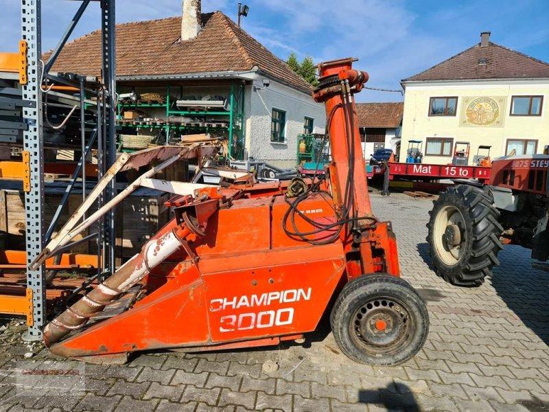 Anbauhäcksler & Anhängehäcksler типа Kemper Champion 3000 für HECK & FRONTANBAU! mit Metalld, Gebrauchtmaschine в Tarsdorf (Фотография 2)