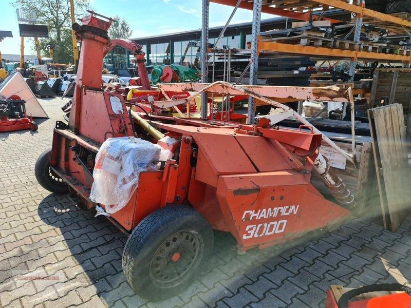 Anbauhäcksler & Anhängehäcksler типа Kemper Champion 3000 für HECK & FRONTANBAU! mit Metalld, Gebrauchtmaschine в Tarsdorf (Фотография 5)