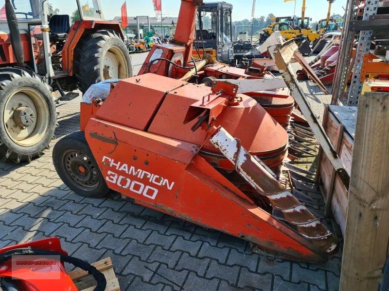 Anbauhäcksler & Anhängehäcksler типа Kemper Champion 3000 für HECK & FRONTANBAU! mit Metalld, Gebrauchtmaschine в Tarsdorf (Фотография 6)