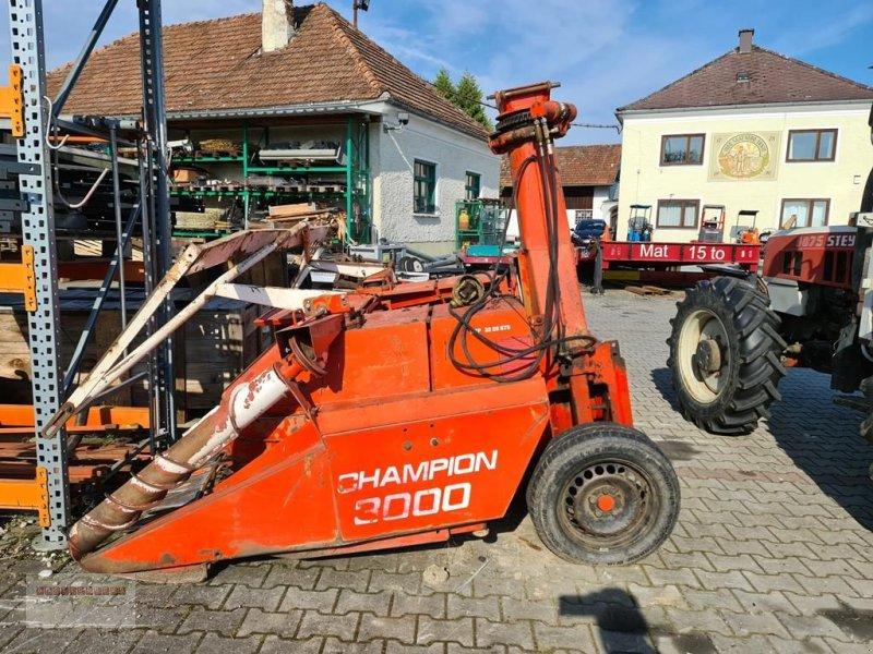 Anbauhäcksler & Anhängehäcksler tipa Kemper Champion 3000 für HECK & FRONTANBAU! mit Metalld, Gebrauchtmaschine u Tarsdorf (Slika 1)