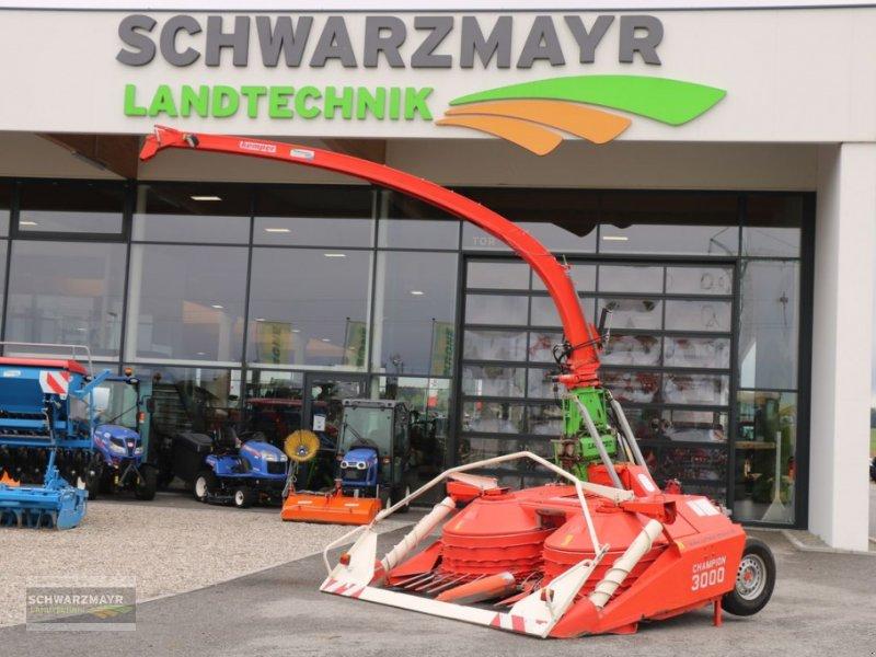 Anbauhäcksler & Anhängehäcksler des Typs Kemper Champion 3000, Gebrauchtmaschine in Gampern (Bild 1)