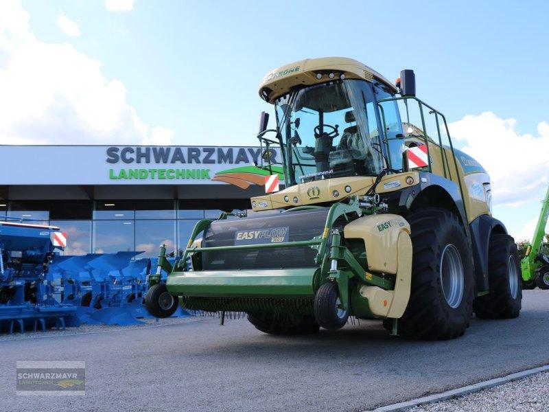 Anbauhäcksler & Anhängehäcksler des Typs Krone Big X 630, Vorführmaschine in Gampern (Bild 1)