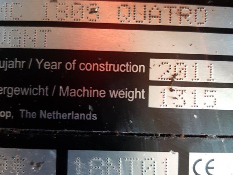 Anbauhäcksler & Anhängehäcksler des Typs Kuhn MC, Gebrauchtmaschine in Hagern i.Bremischen (Bild 6)