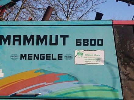 Anbauhäcksler & Anhängehäcksler tipa Mengele 6800 Mammut, Gebrauchtmaschine u Rovisce (Slika 4)