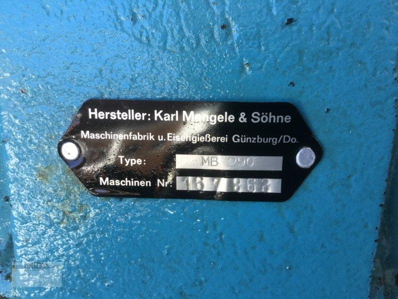 Anbauhäcksler & Anhängehäcksler des Typs Mengele Maisblitz MB 290, Gebrauchtmaschine in Erding (Bild 10)