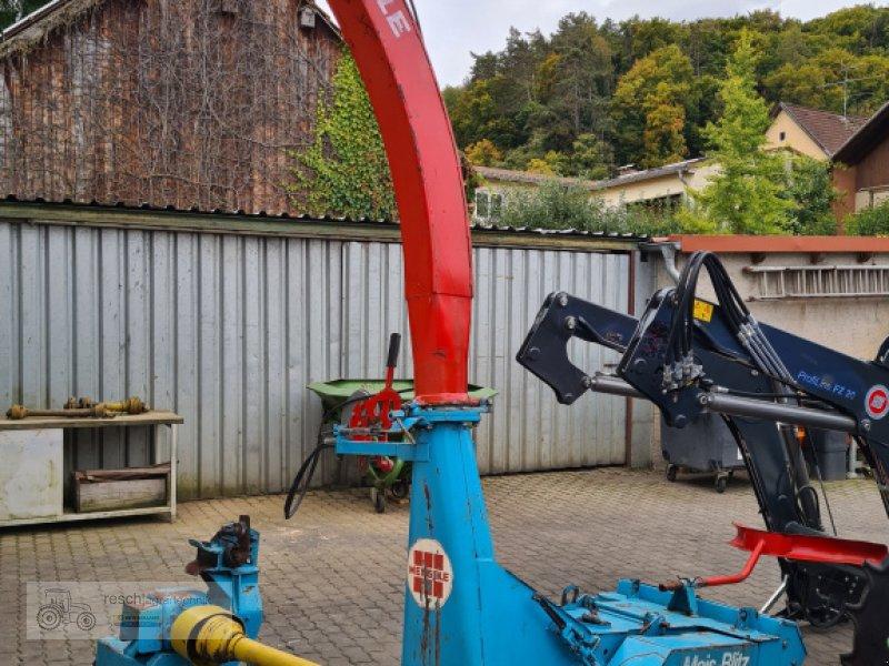 Anbauhäcksler & Anhängehäcksler типа Mengele Maisblitz MB 350 Turbo, Gebrauchtmaschine в Wellheim (Фотография 1)