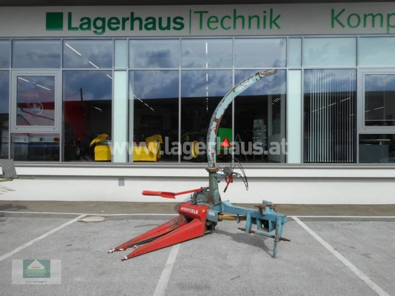 Anbauhäcksler & Anhängehäcksler des Typs Mengele MB 220, Gebrauchtmaschine in Klagenfurt (Bild 1)