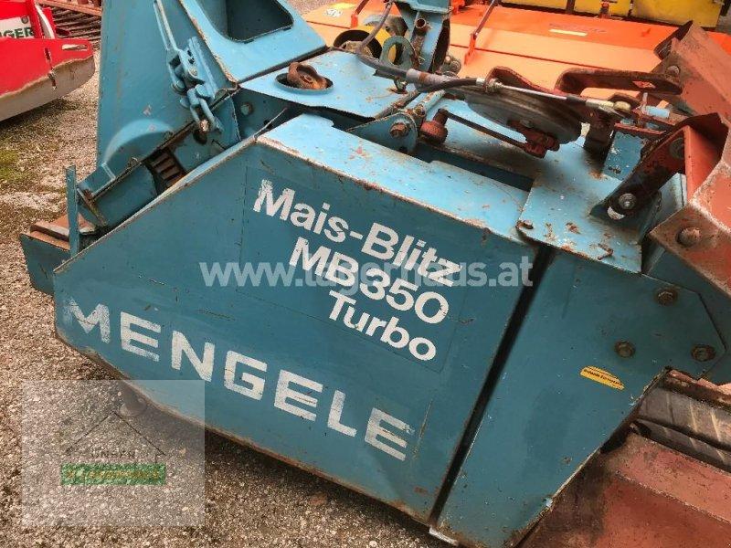 Anbauhäcksler & Anhängehäcksler tipa Mengele MB 350 TURBO, Gebrauchtmaschine u Pregarten (Slika 1)