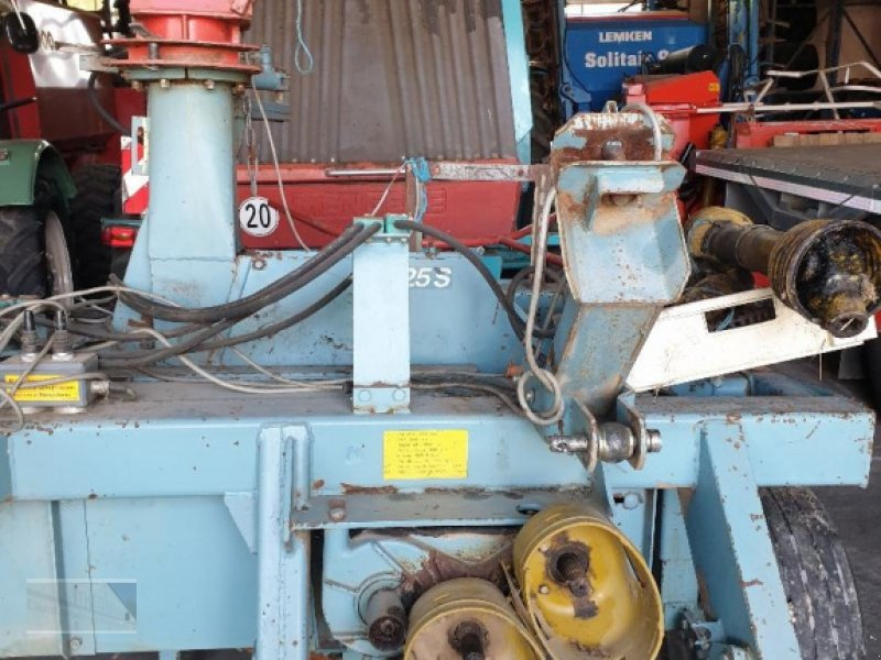 Anbauhäcksler & Anhängehäcksler des Typs Mengele SH 25 S, Gebrauchtmaschine in Kleinlangheim - Atzhausen (Bild 2)