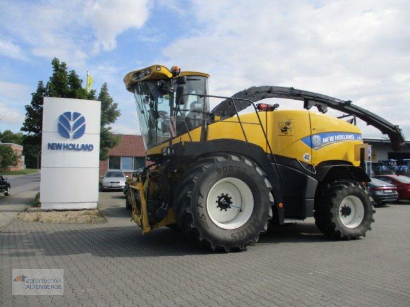 Anbauhäcksler & Anhängehäcksler tipa New Holland FR 700, Gebrauchtmaschine u Altenberge (Slika 1)