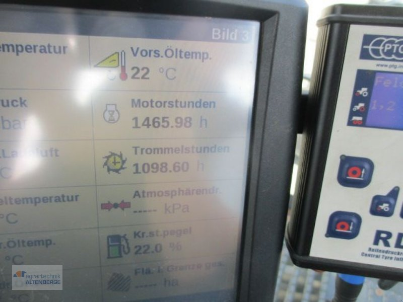 Anbauhäcksler & Anhängehäcksler des Typs New Holland FR 700, Gebrauchtmaschine in Altenberge (Bild 7)