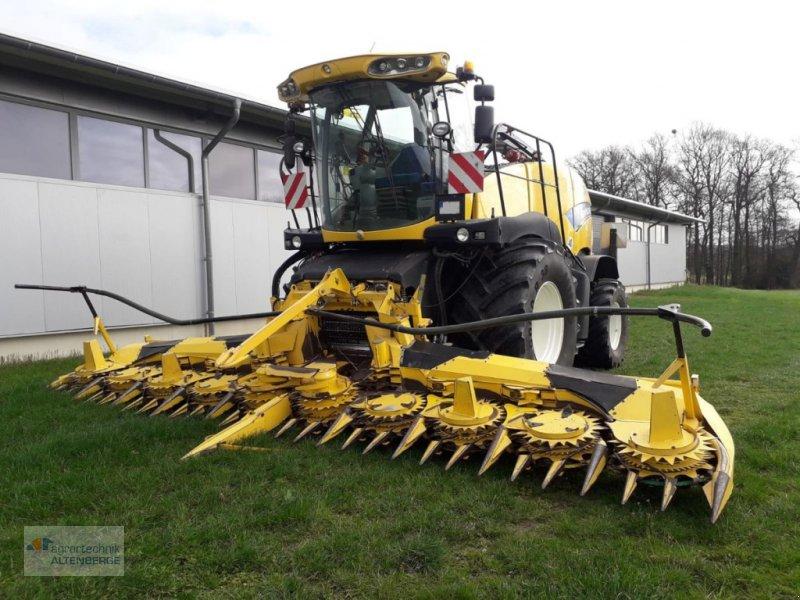 Anbauhäcksler & Anhängehäcksler des Typs New Holland FR600, Gebrauchtmaschine in Altenberge (Bild 1)