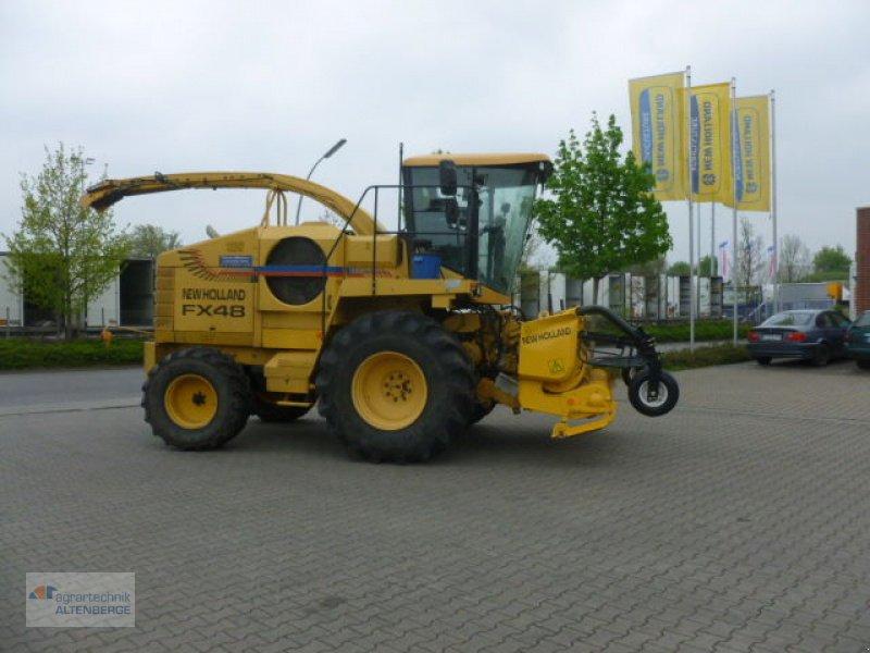 Anbauhäcksler & Anhängehäcksler des Typs New Holland FX 48 Grass Ausrüstung, Gebrauchtmaschine in Altenberge (Bild 1)
