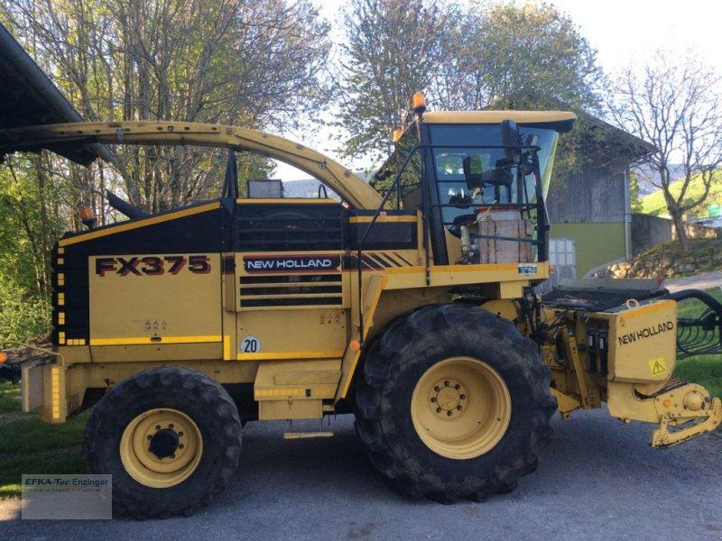 Anbauhäcksler & Anhängehäcksler des Typs New Holland FX375, Gebrauchtmaschine in Ainring (Bild 4)
