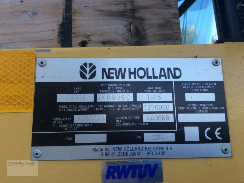 Anbauhäcksler & Anhängehäcksler des Typs New Holland FX375, Gebrauchtmaschine in Ainring (Bild 3)