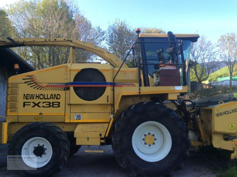Anbauhäcksler & Anhängehäcksler des Typs New Holland FX38, Gebrauchtmaschine in Ainring (Bild 4)