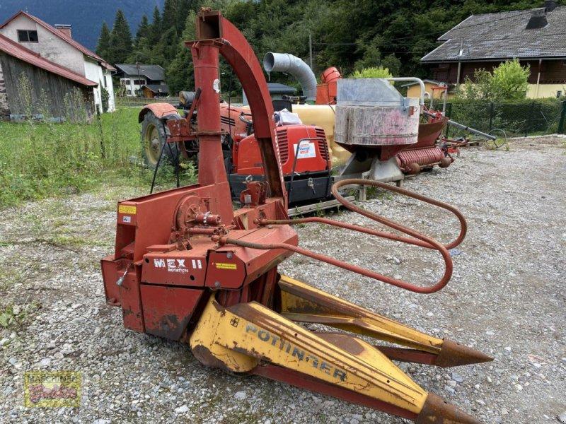 Anbauhäcksler & Anhängehäcksler типа Pöttinger MEX 2 Rotation, Gebrauchtmaschine в Kötschach (Фотография 1)