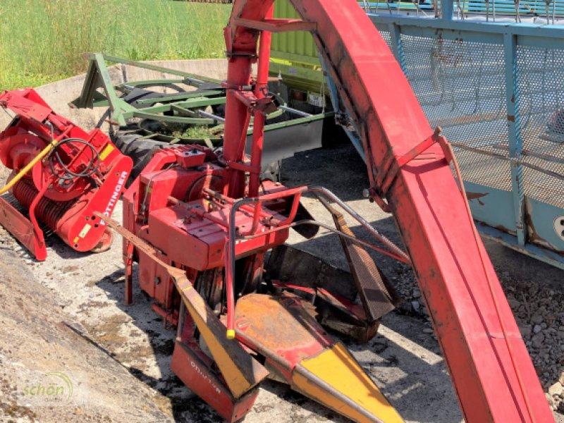 Anbauhäcksler & Anhängehäcksler типа Pöttinger Mex III - Typ MH 445 - zweireihiger Maishäcksler mit Pick-Up für Frontanbau, Gebrauchtmaschine в Amtzell (Фотография 1)