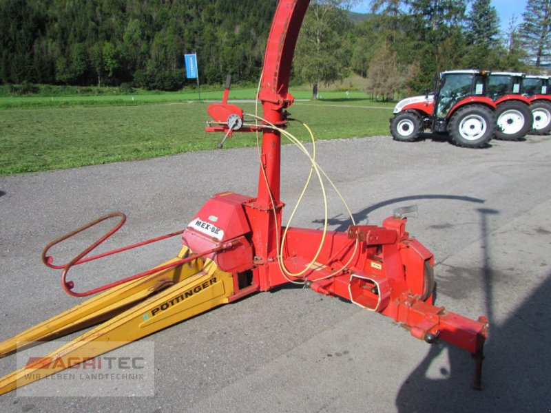 Anbauhäcksler & Anhängehäcksler des Typs Pöttinger MEX OK, Gebrauchtmaschine in Friesach (Bild 1)