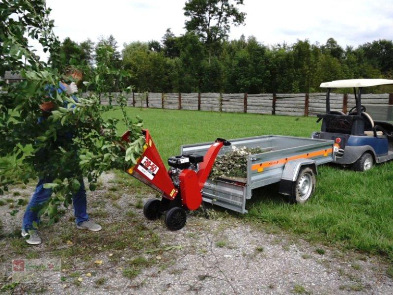 Anbauhäcksler & Anhängehäcksler des Typs Remet Neuheit ! Benzin-Trommelhäcksler RBS 50, Neumaschine in Bayern - Arnbruck (Bild 14)