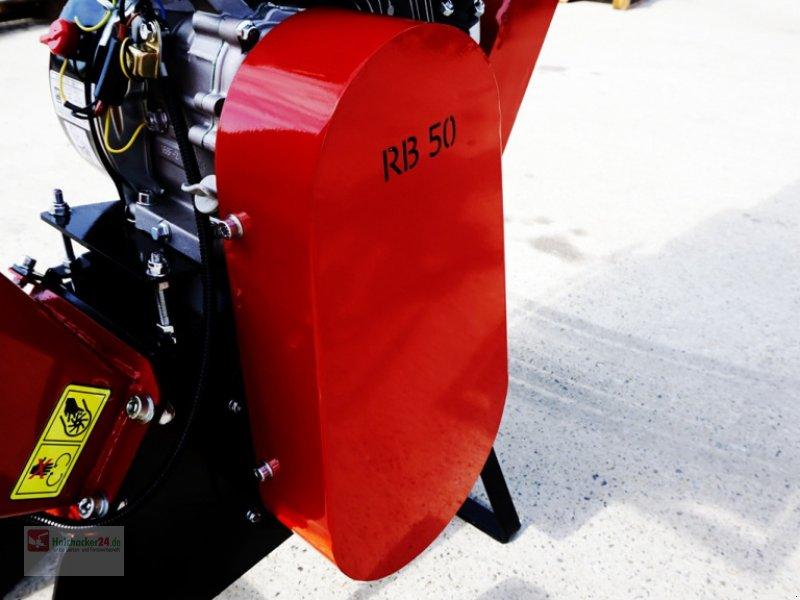 Anbauhäcksler & Anhängehäcksler des Typs Remet Neuheit ! Benzin-Trommelhäcksler RBS 50, Neumaschine in Bayern - Arnbruck (Bild 5)