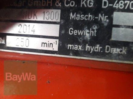 Anbaukehrmaschine des Typs Dücker HDK 1300, Gebrauchtmaschine in Feldkirchen (Bild 5)