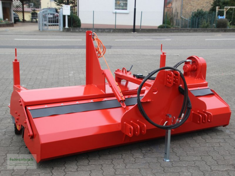 Anbaukehrmaschine типа Fehrenbach  Universal Anbau-Kehrmaschine, Neumaschine в Billigheim-Ingenheim (Фотография 1)