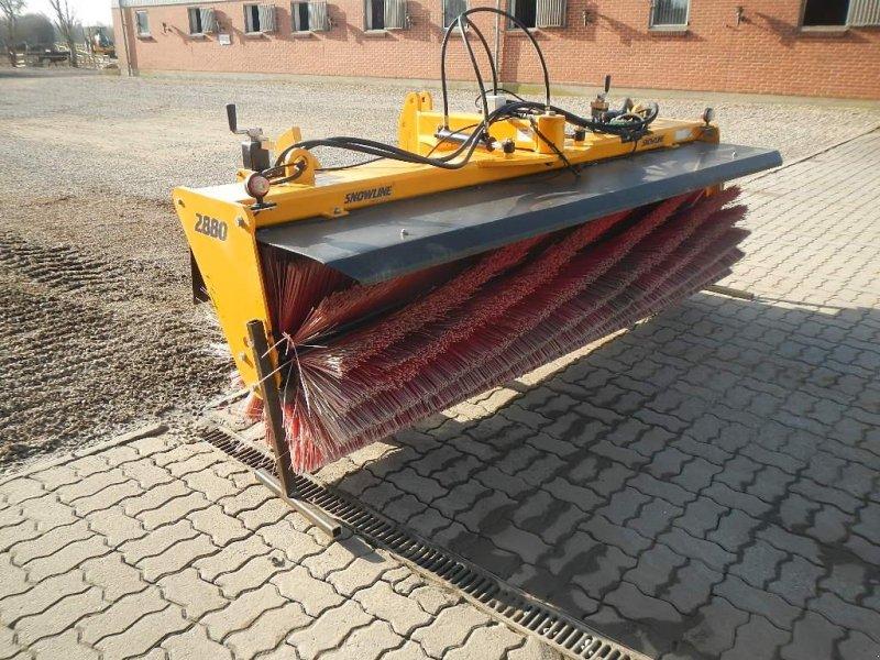 Anbaukehrmaschine tip Hydromann Sweep 2880, Gebrauchtmaschine in Aabenraa (Poză 1)