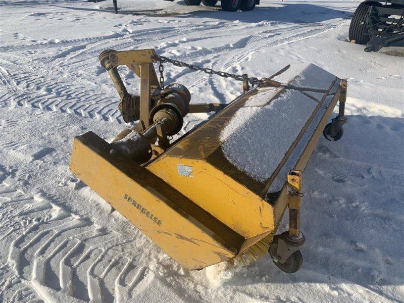 Anbaukehrmaschine типа Sonstige Spragelse 2 meter mekanisk fejekost, Gebrauchtmaschine в Ringe (Фотография 1)