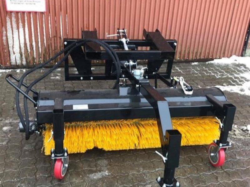 Anbaukehrmaschine типа Sonstige tk-steel kost 160cm med euroskifte pallegaffel trepunkt, Gebrauchtmaschine в Vinderup (Фотография 1)