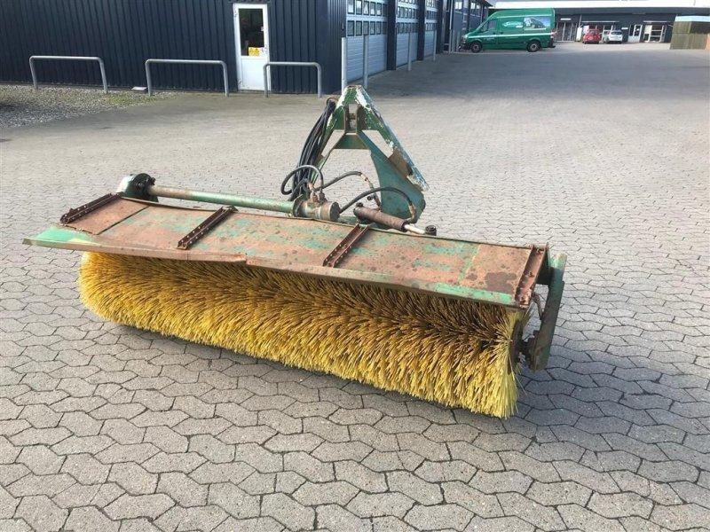 Anbaukehrmaschine typu Thyregod Hydraulisk trukket kost, med hydraulisk sving., Gebrauchtmaschine v Ribe (Obrázok 5)