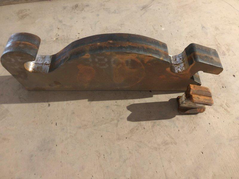 Anbauplatten типа Caterpillar Sonstiges, Neumaschine в Schwarzenberg LU (Фотография 1)